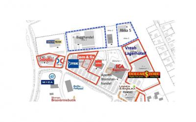 Linnea & Basilika öppnar på Skurups Handelsplats